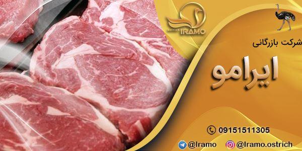 قیمت روز گوشت ران شترمرغ تازه